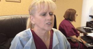 Dr Nudel's office testimonial
