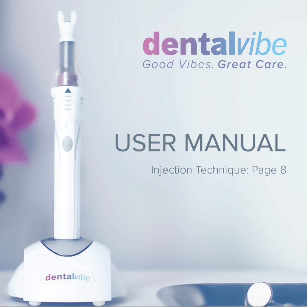 Product manual #1 - dentalvibe