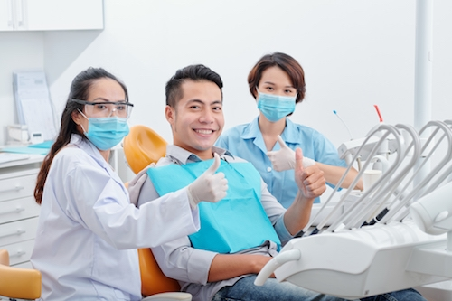 Recommend your dentist