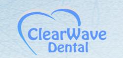 ClearWave Dental logo