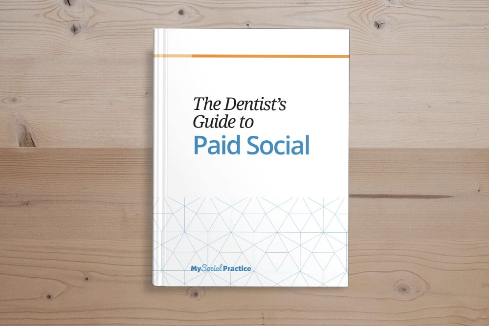 Free ebook: the dentist's guide to paid social