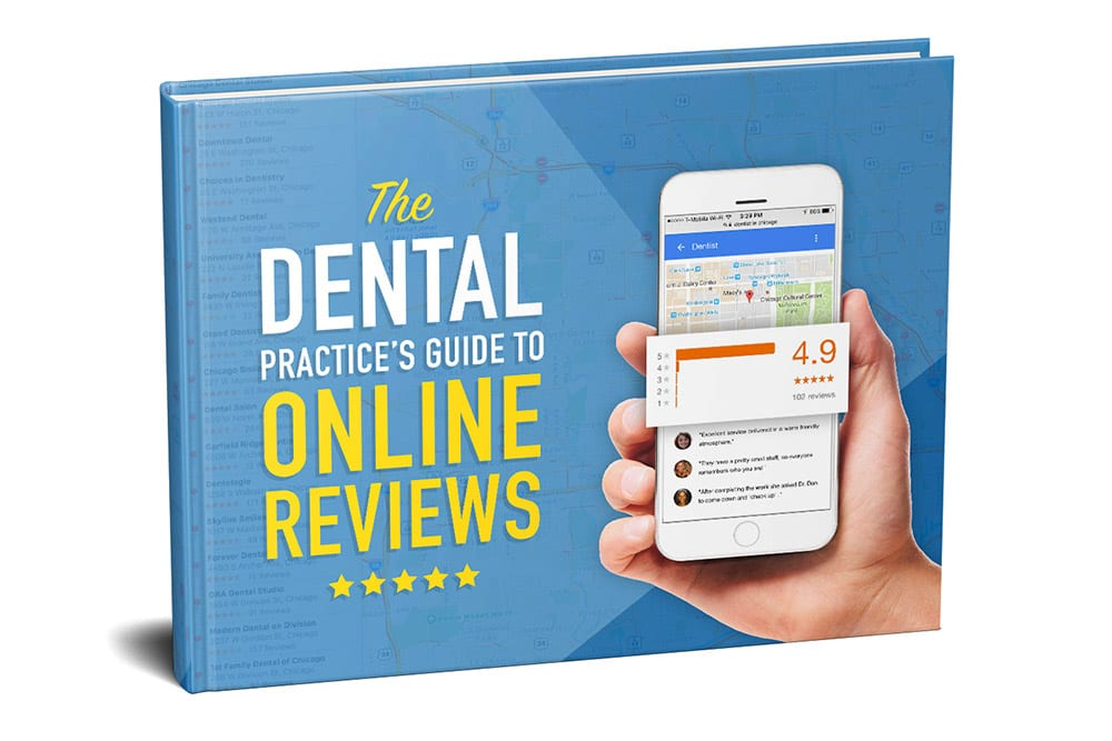 Free ebook: the dentist's guide to online reviews