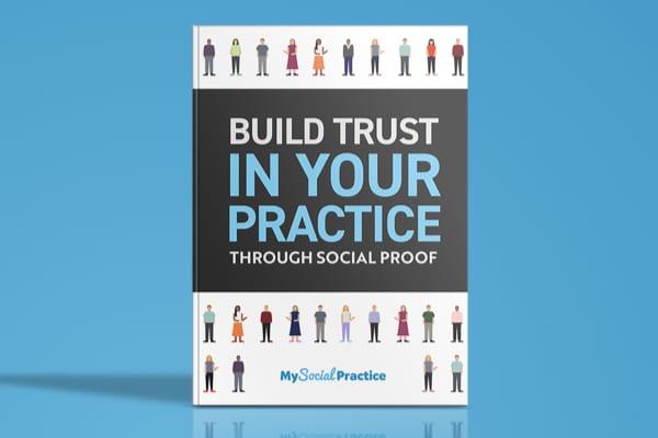 Free ebook: build trust in your practice through social proof