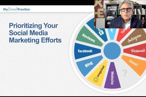 Free webinar: prioritize your social media marketing efforts