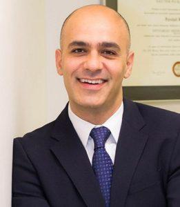 Farshad bakhtyari, dds